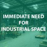 IndustrialSpaceNeed